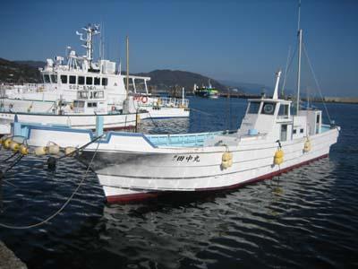 田中丸 船
